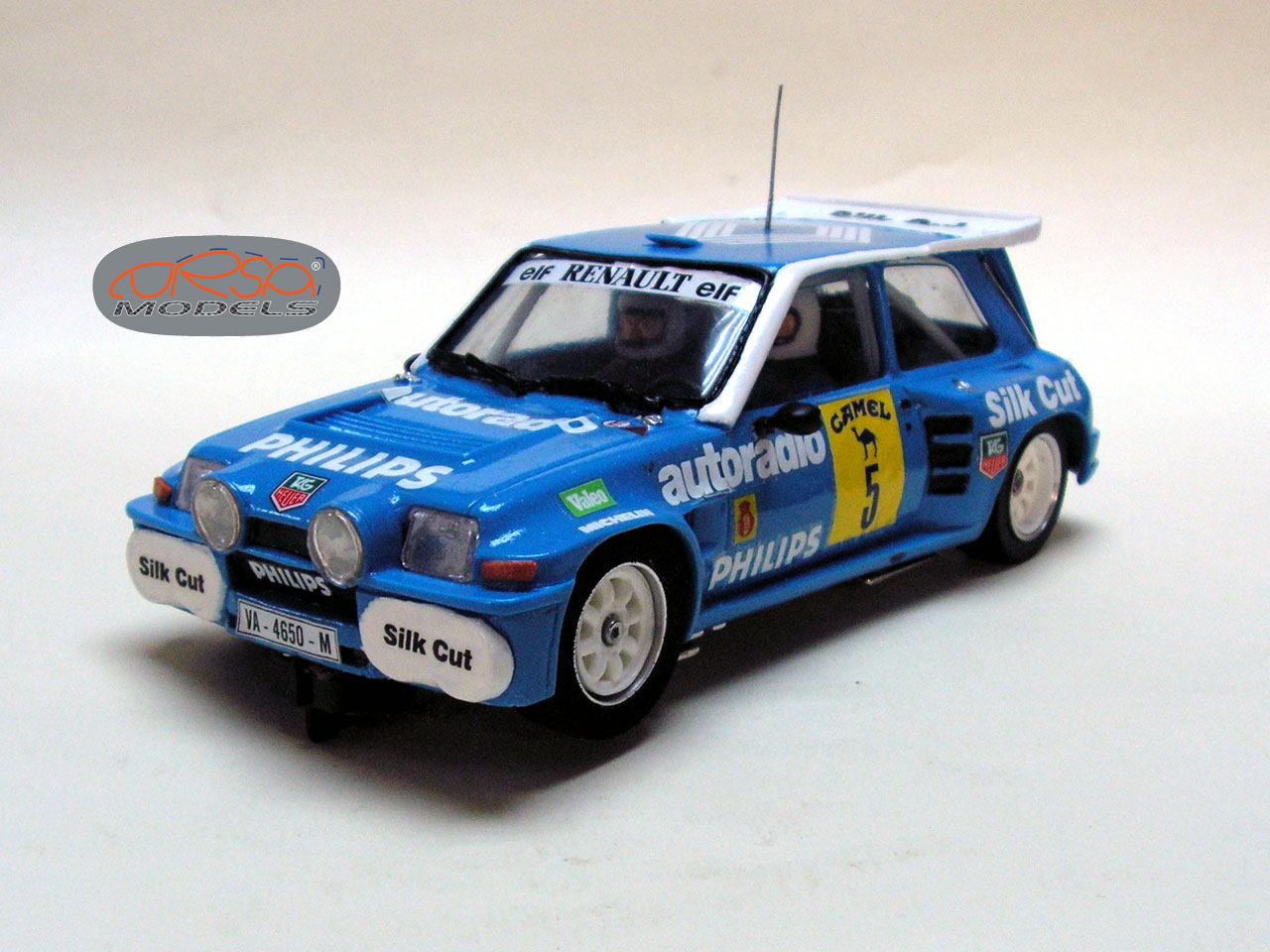 Renault 5 Maxi Turbo (4x4)